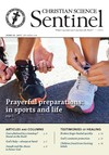 """Prayerful preparations: in sports and life "" Cover"