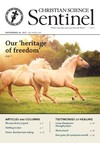 """Our 'heritage of freedom' "" Cover"