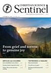 """From grief and sorrow to genuine joy "" Cover"