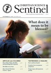 """What does it mean to be blessed? "" Cover"