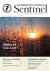 """Guilty or innocent? "" Cover"