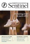 """Fostering trust in each other "" Cover"