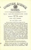 Christian Science Series, Vol. 2, No. 10