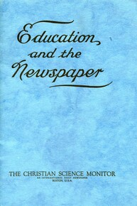 Education and the newspaper