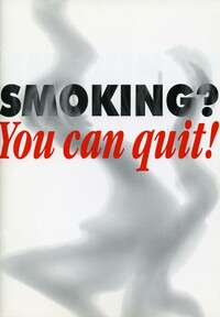 Smoking? You can quit!