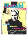Teen Herald: a world, a dream, a motorcycle