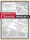 Anthology of classic articles II