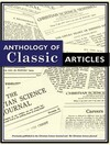 Anthology of classic articles