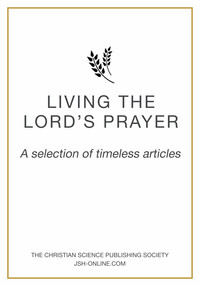 Living the Lord's Prayer: A selection of timeless articles