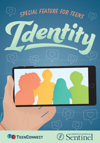 Special feature for teens: Identity
