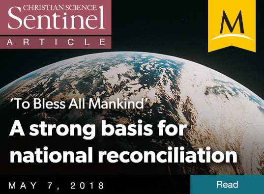 A strong basis for national reconciliation