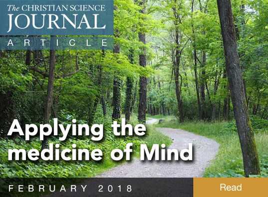Applying the medicine of Mind