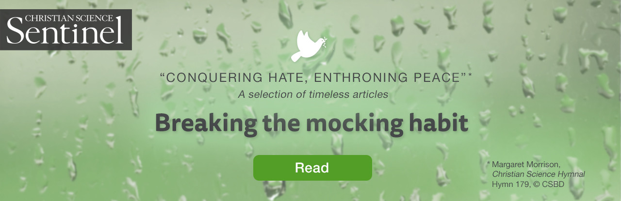 Breaking the mocking habit