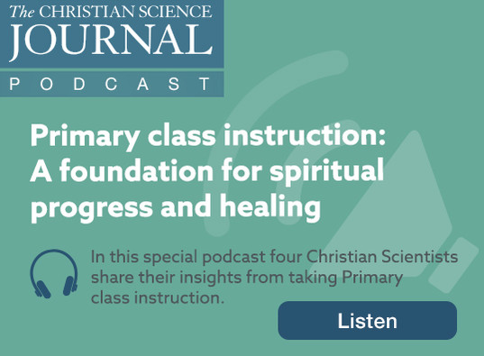 Primary class instruction: A foundation for spiritual progress and healing