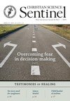 """Overcoming fear in decision-making "" Cover"