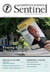 """Praying daily with The Christian Science Monitor"" Cover"