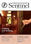 """Seeking and finding"" Cover"