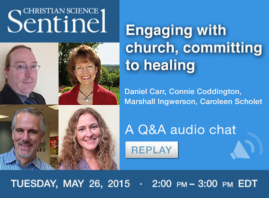 Sentinel Chat: Engaging with church, committing to healing