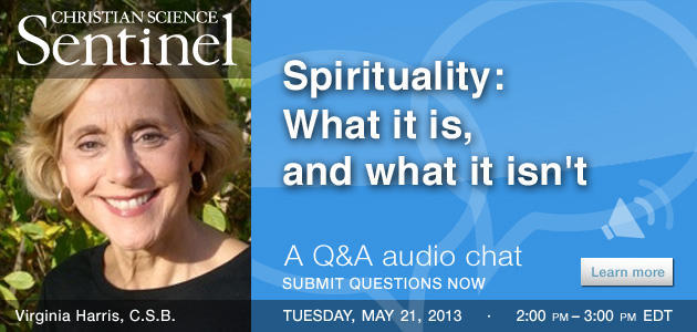 Spirituality: What it is, and what it isn't
