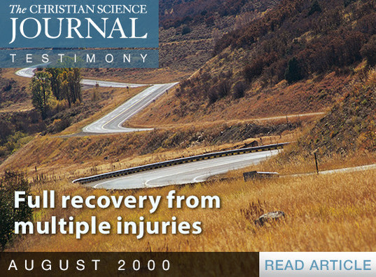 Full recovery from multiple injuries