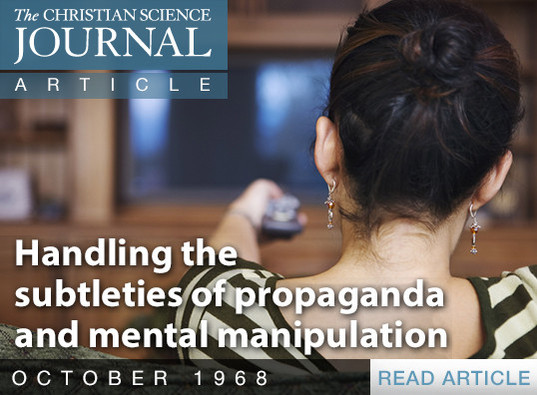 Handling the subtleties of propaganda and mental manipulation