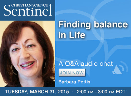 Sentinel Chat: Finding balance in Life
